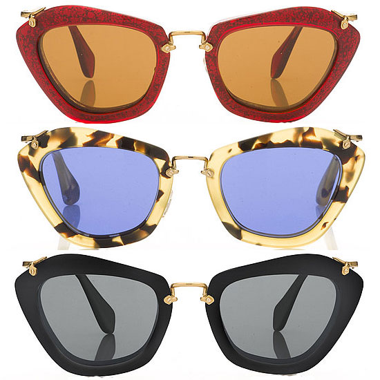 Shop Miu Miu Fall 2011 Sunglasses Collection