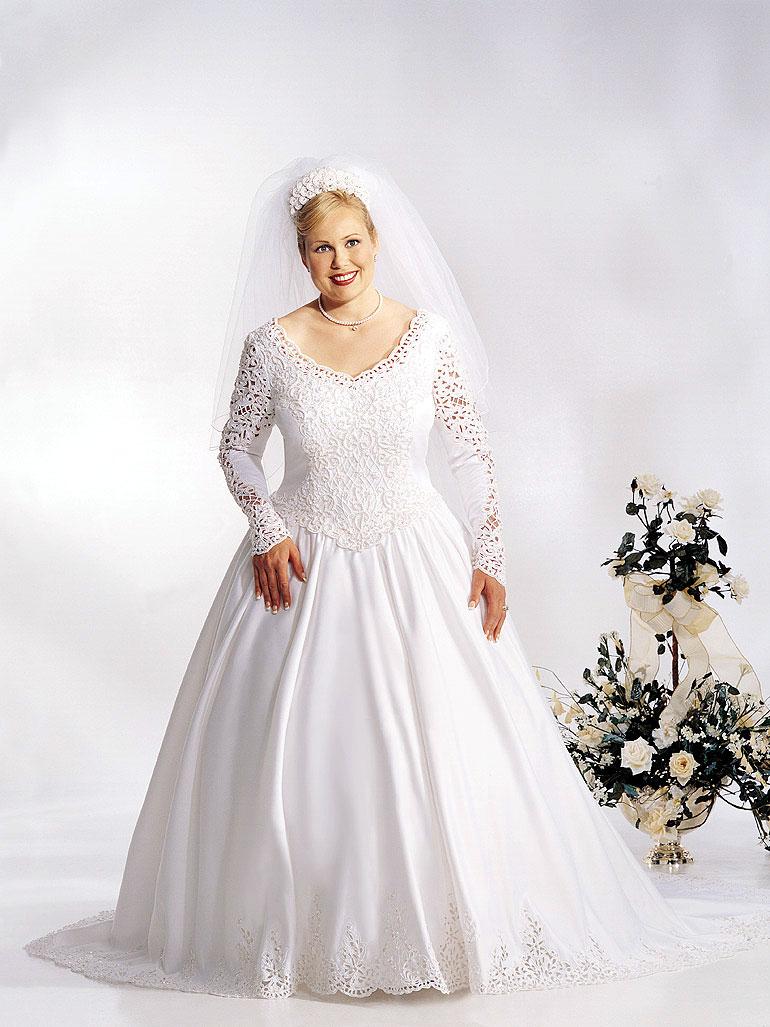 Non traditional wedding dresses plus size Traditional Wedding Dresses